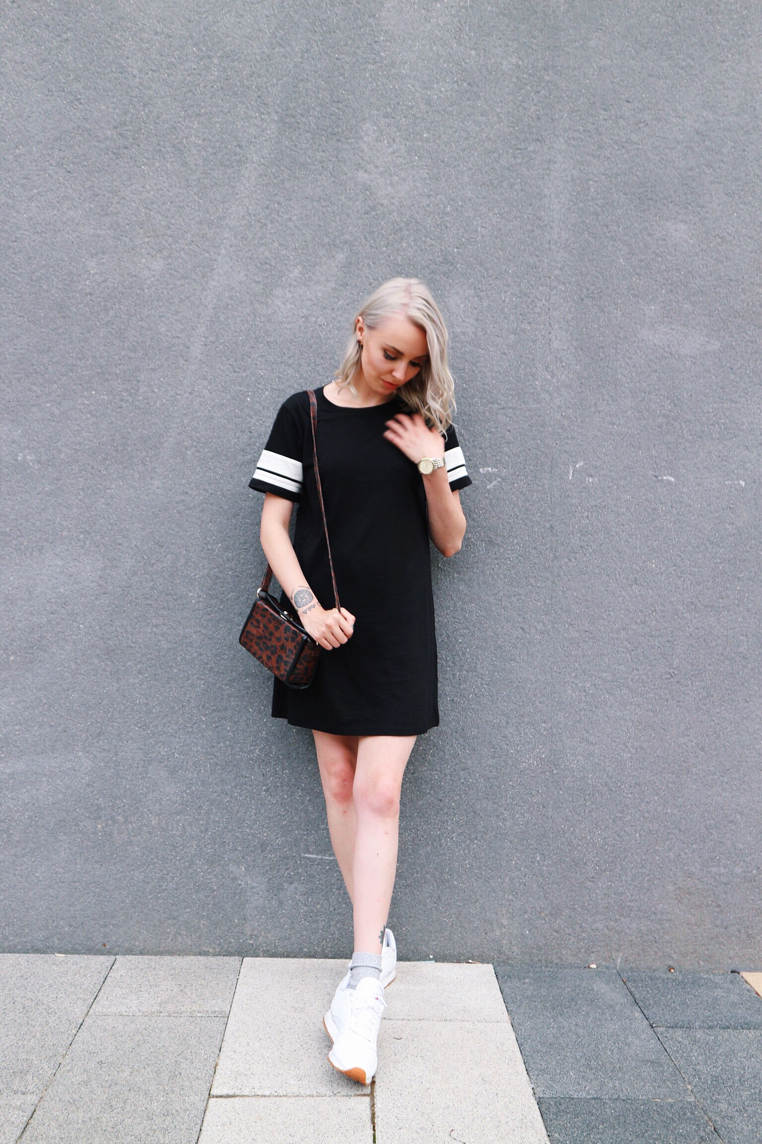 a77fe3361a My favourite thing about t-shirt dresses is when I m feeling a bit grey and  don t know what to wear they literally always work. Same goes for Jumper  dresses ...